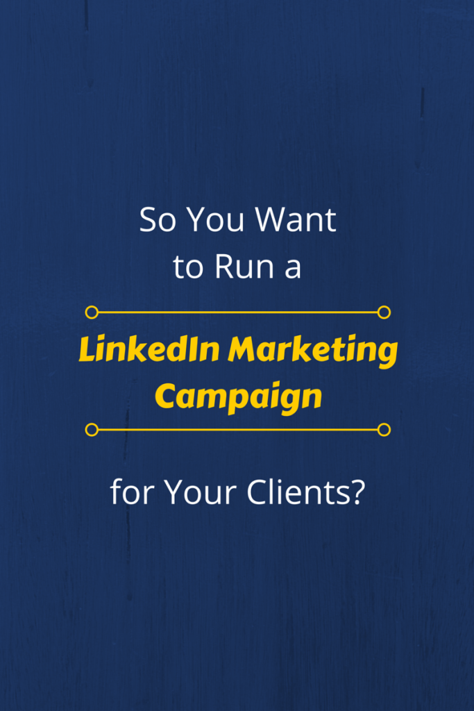 linkedin marketing campaign