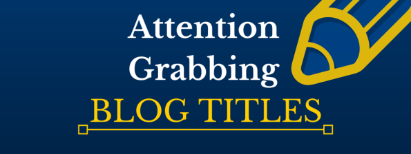 blog titles