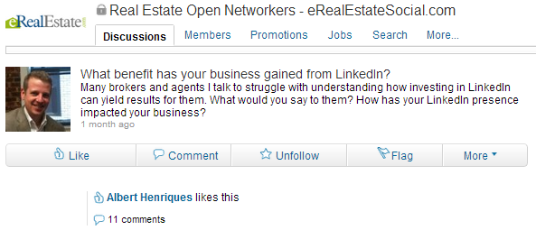 LinkedIn for Real Estate Brokers Agents
