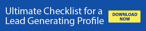 Profile Checklist - Horizontal Ad