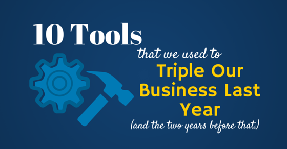 10 Business Tools