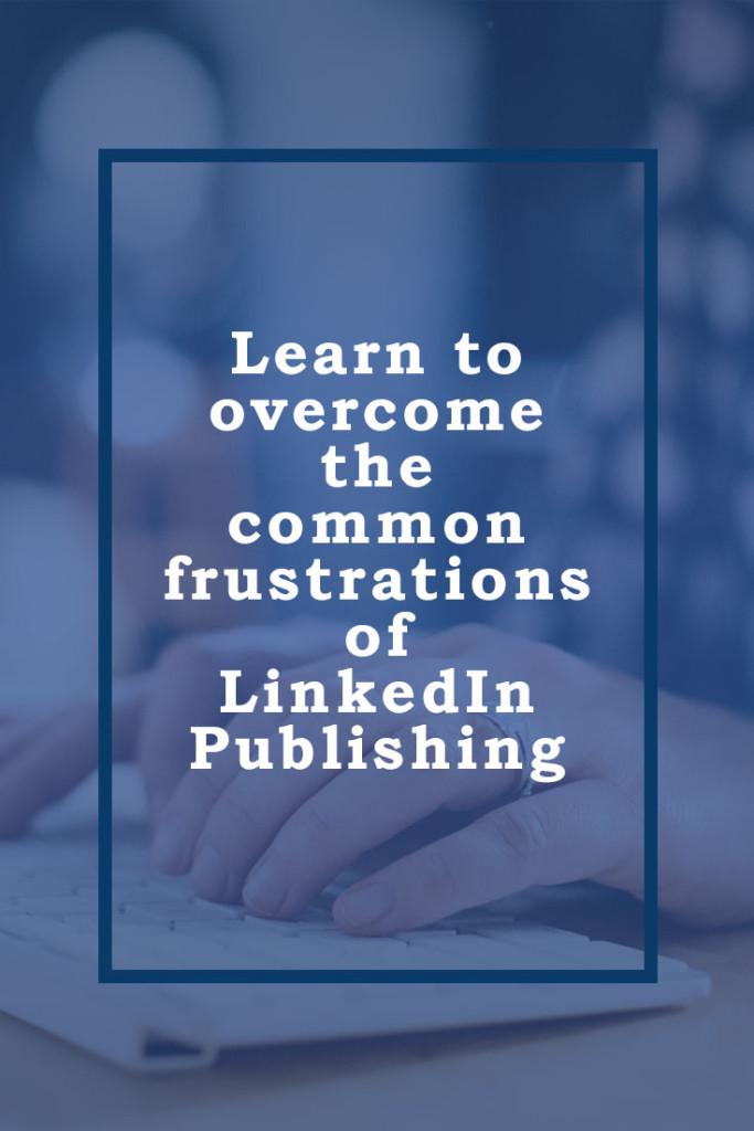 LinkedIn Publishing for Pinterest
