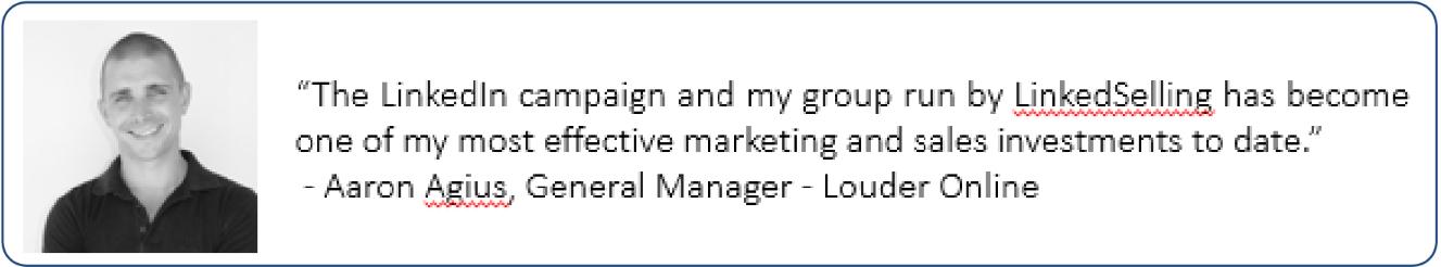 384% ROI From LinkedIn Marketing